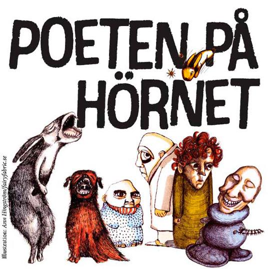 Poeten på hörnet