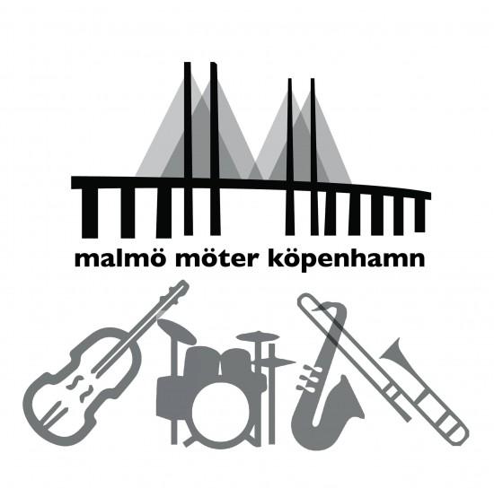 Malmö möter Köpenhamn logga